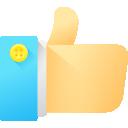 Великий палець угору іконка