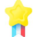 зірка нагорода іконка