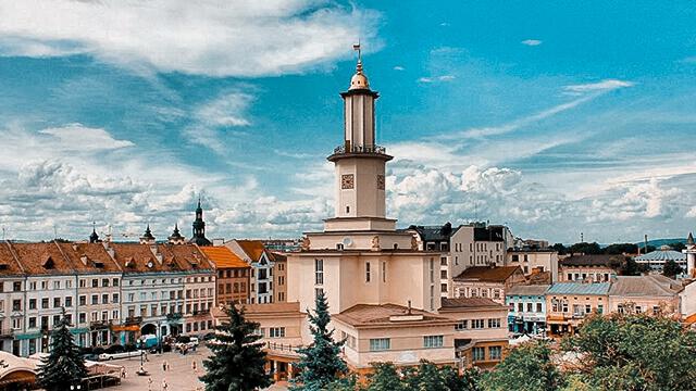 Взяти кредит у місті Івано-Франківськ