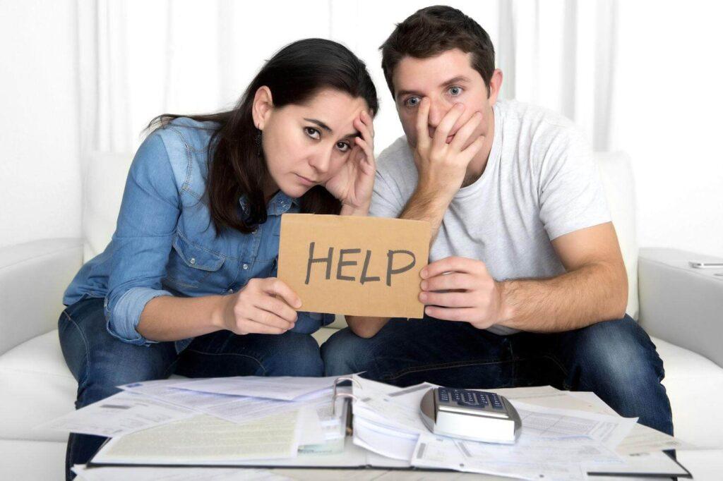 Які наслідки для дружини, якщо чоловік не виплачує кредит?
